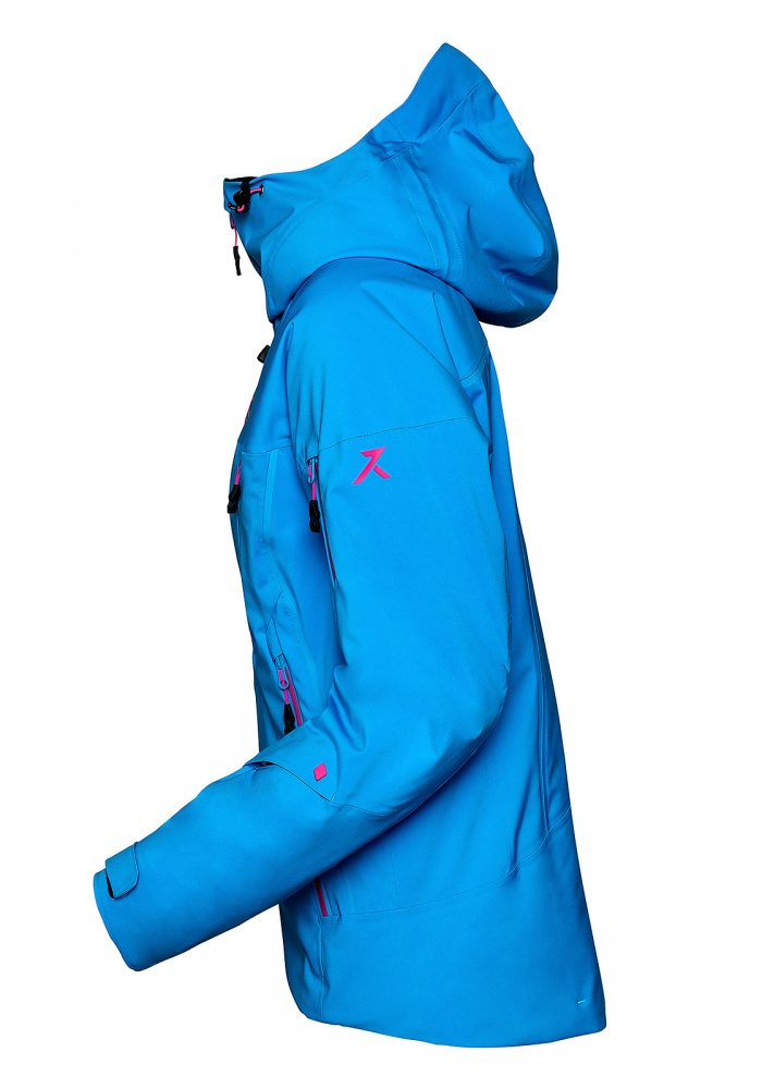 Best ski insulated Jacket / On Fire jacket